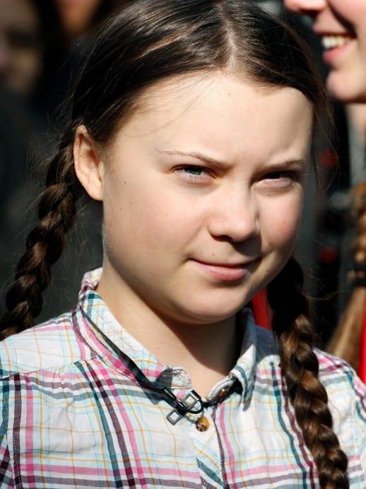 Liebe Greta Thunberg