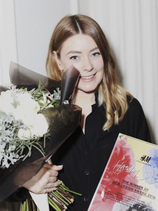 Hannah Jinkins gewinnt H&M Design Award 2016