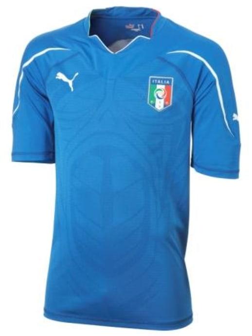 Puma-Trikots für Italien