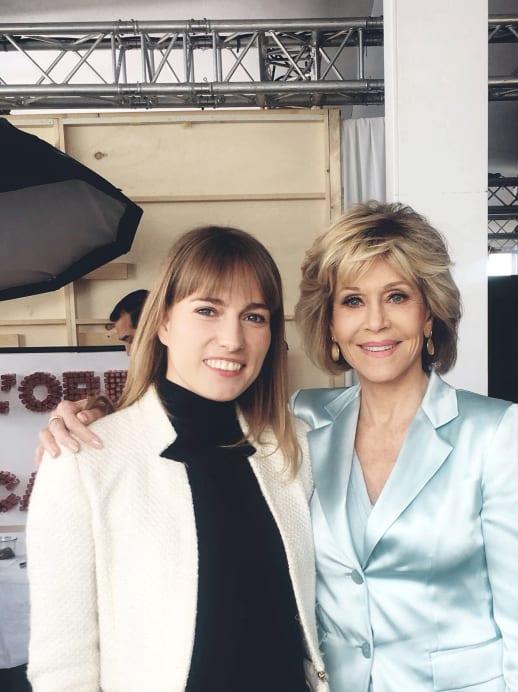 Liebe Jane Fonda