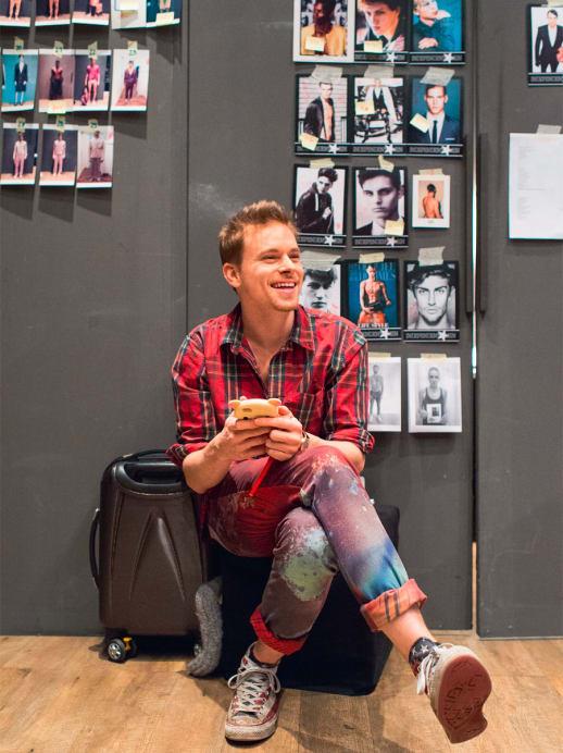 Julian Zigerli: Der Zürcher Jungdesigner zeigt seine Mode erstmals in Mailand