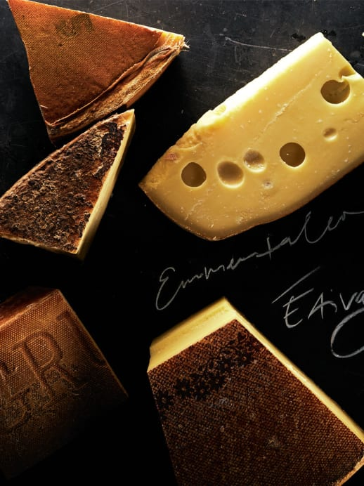 Fondue: Welcher Käse eignet sich