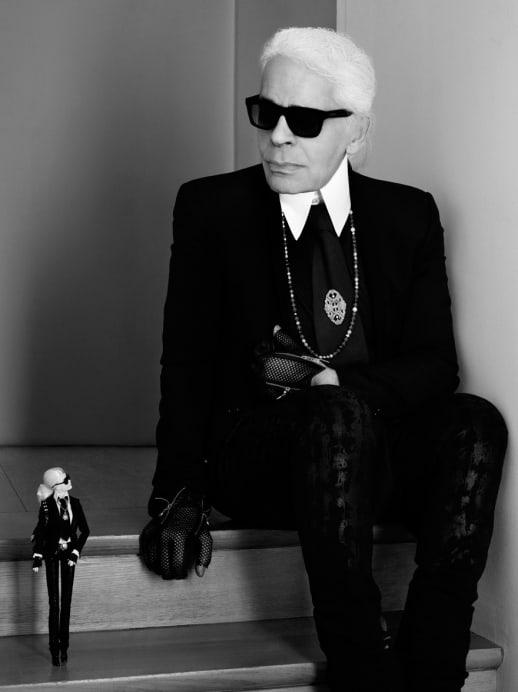 Karl-Lagerfeld-Sonderedition: Barbie feiert 55. Geburtstag