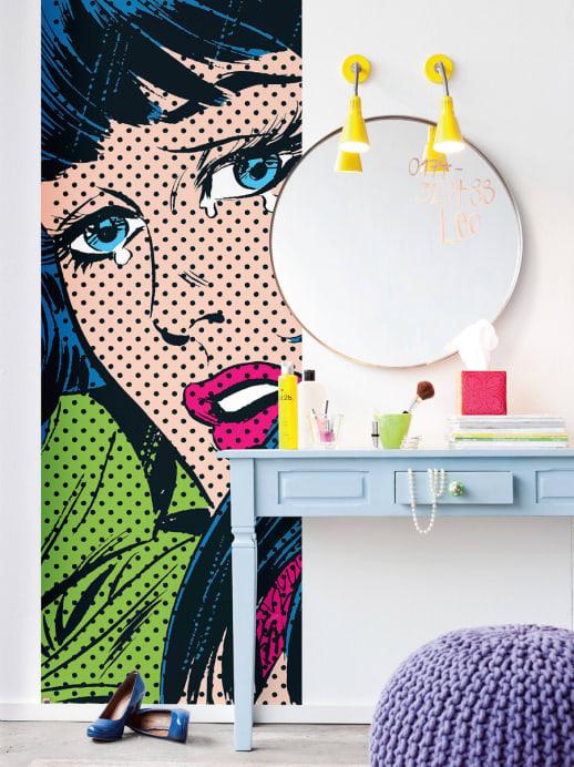 Wohntrend: Comic-Chic bei Möbeln