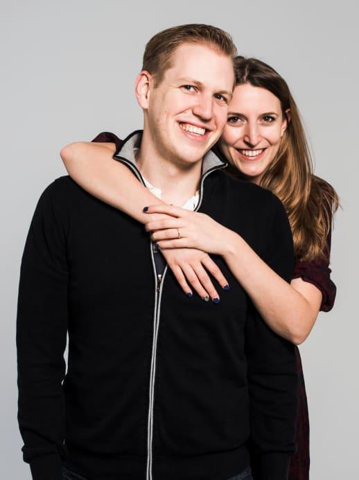 Lovestory: Alex und Sara