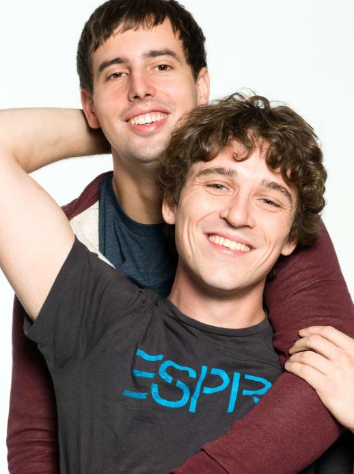Lovestory: Ralph und Jonas