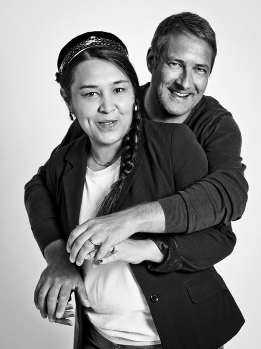 Lovestory: Luc und Zarina