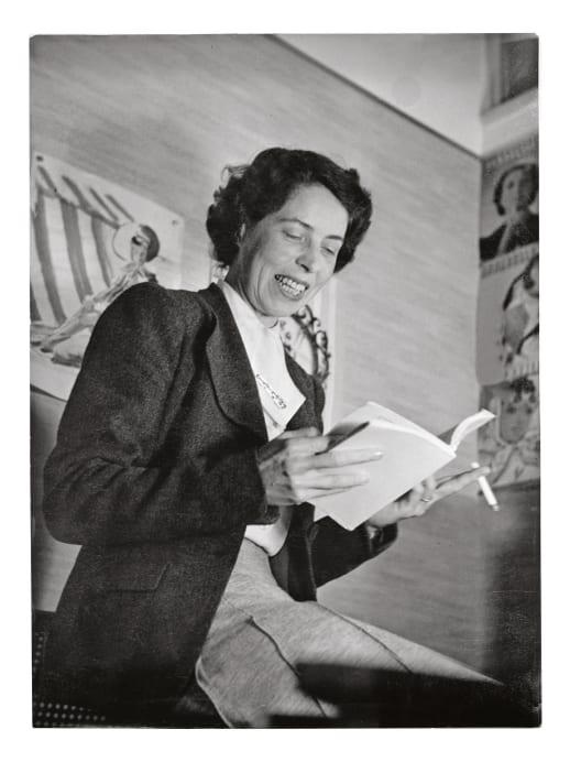 annabelle-Erfinderin Mabel Zuppinger
