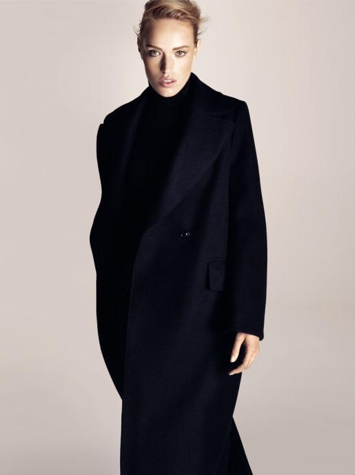 Neue Mäntel: Von cool bis kuschlig