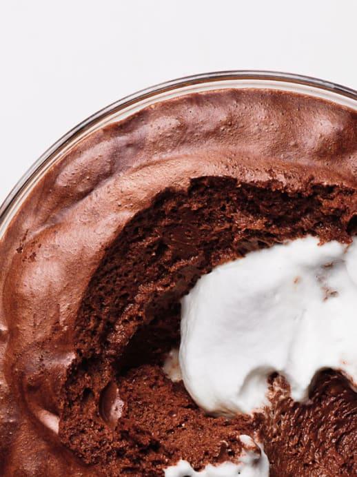 Rezept für die perfekte Mousse au chocolat