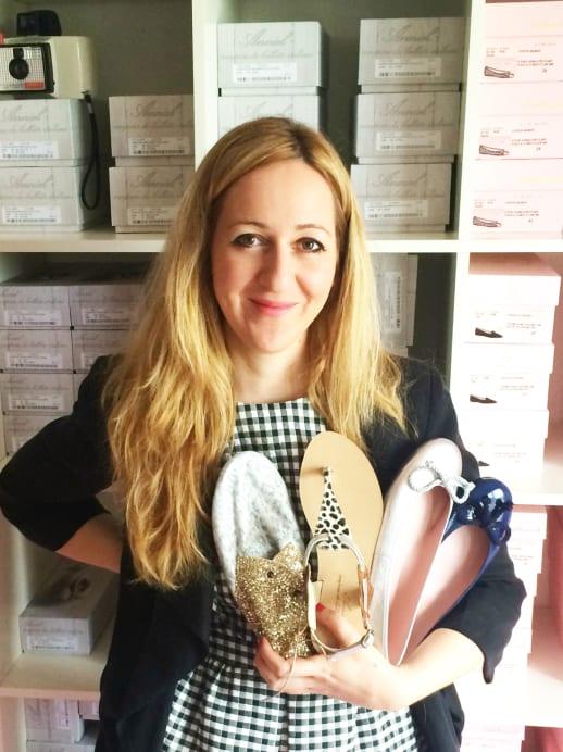 Den Jugendtraum verwirklicht: Unternehmerin Caterina Pascali