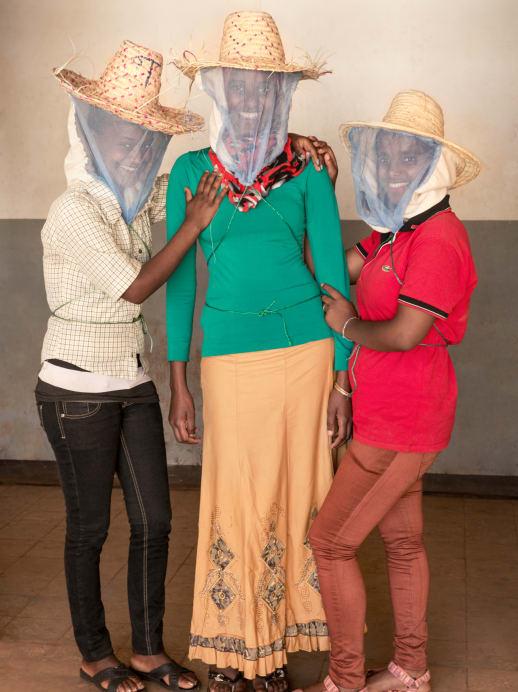 Äthiopien: Mit Honig gegen Armut
