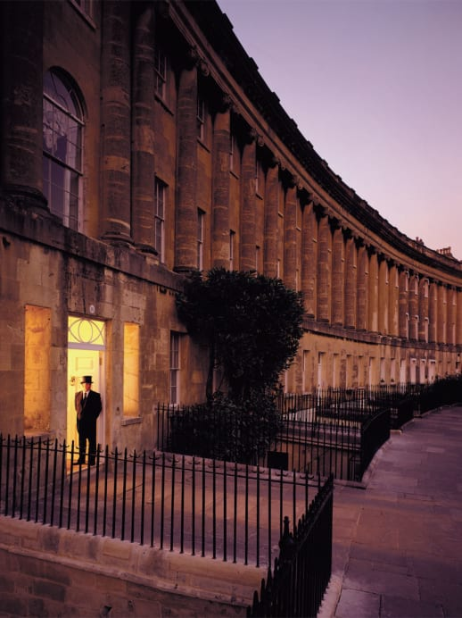Spa-Hotel-Tipp: «The Royal Crescent Hotel» in Somerset