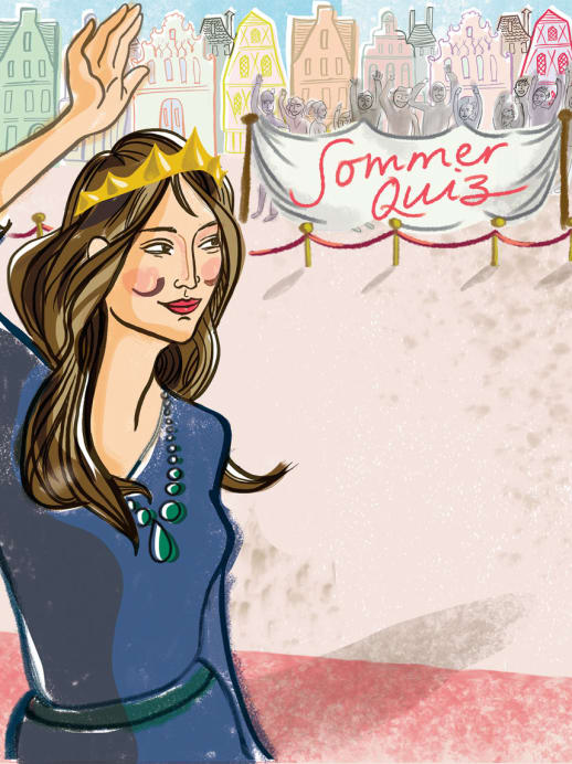 Sommerquiz 2013: Royales Rätsel