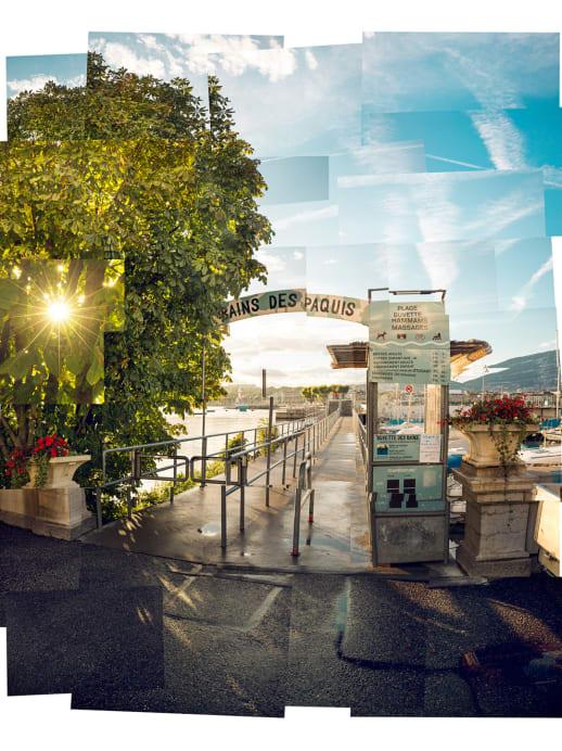 Genf: Sommer-Ausflug in die Westschweiz