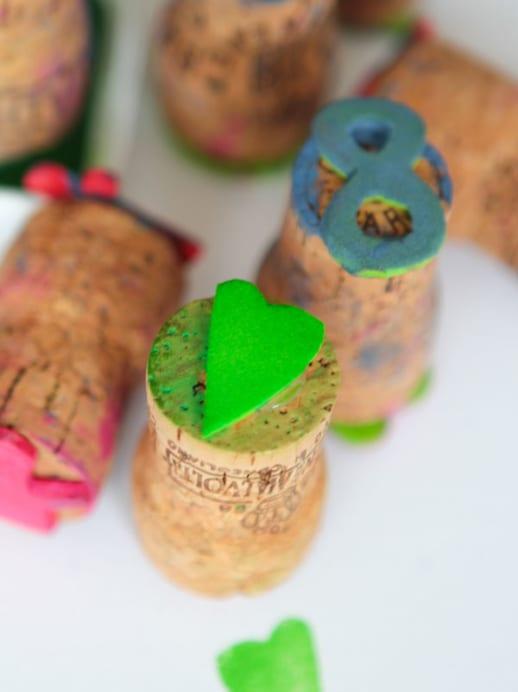 Schnelle Bastelanleitung von Kiludo für süssen Stempel-Spass