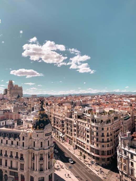 Übersicht Spanien: Liberale Gesetze und langjährige Erfahrung