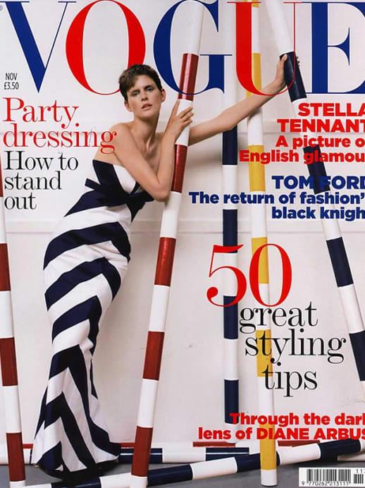 """Alexandra Shulman – Chefin der britischen """"Vogue"""""""