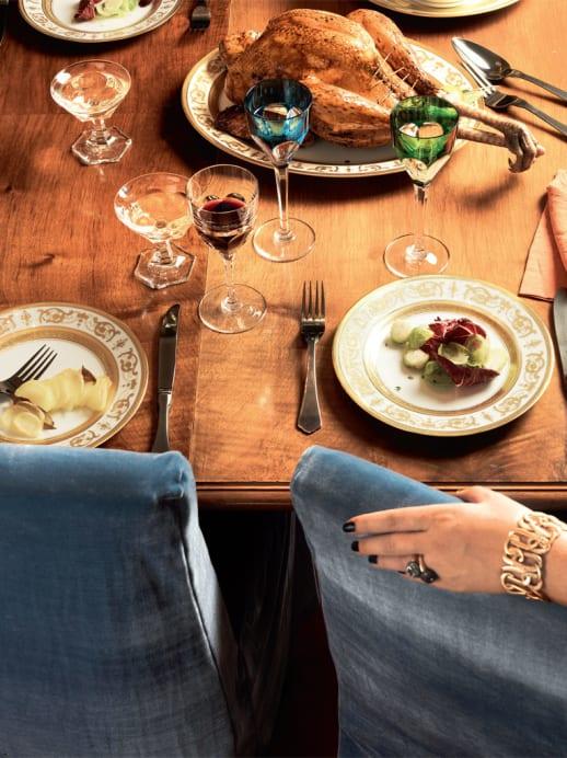Weihnachts-Menü mit saftigem Truthahn: Oh du köstliche