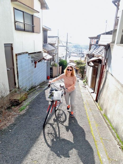 Zurück aus Kyoto