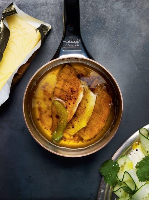 Alles in Butter: Eglifilets