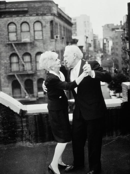 Liebe in hohem Alter