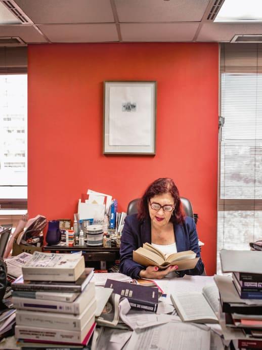Anwältin Tamara Adrián