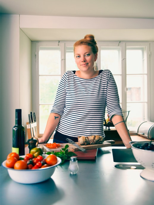 Küchen-Liebe: Zu Besuch bei unserer Rezeptautorin Anna Pearson