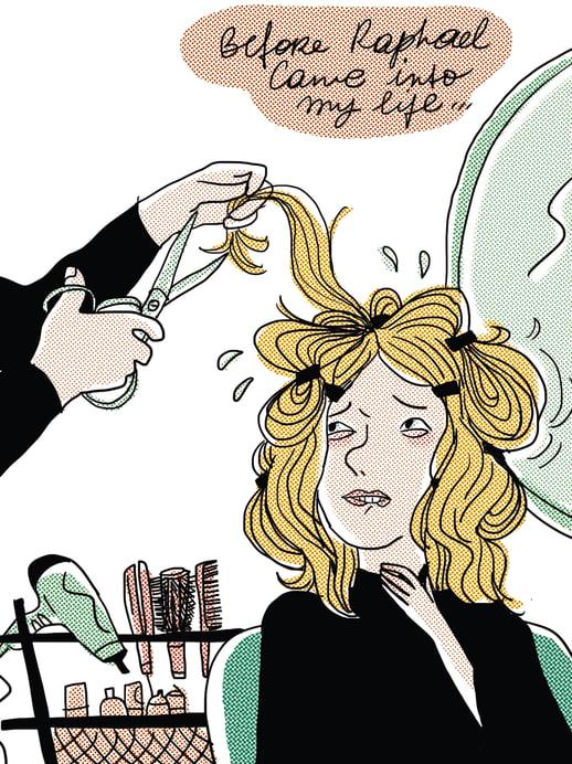 Haarengel: Der Coiffeur fürs Leben