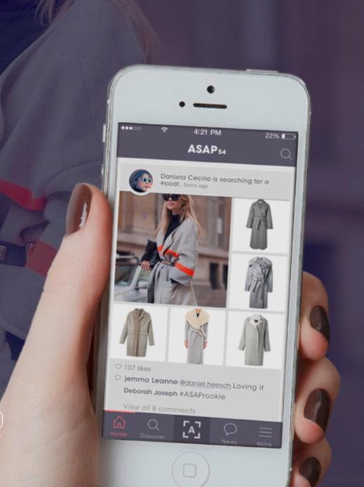 Mode-Shazam: Kleider-Erkennnungs-Apps im Test
