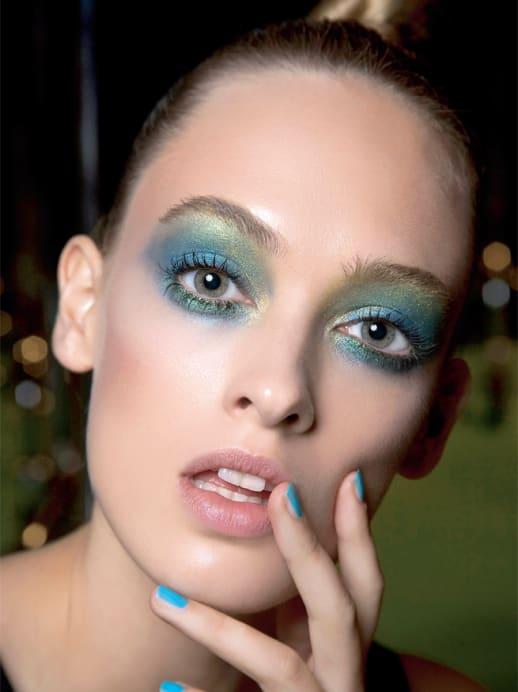 Make-up: Lady Summer