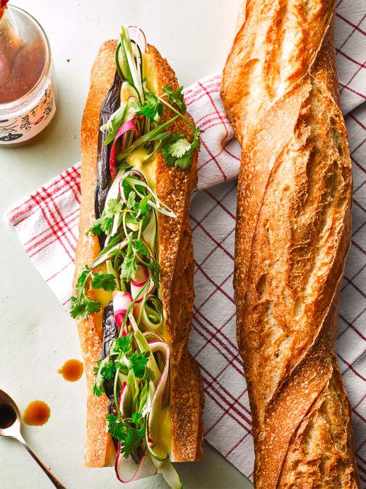 Vietnamesisches Rezept: Bánh mì