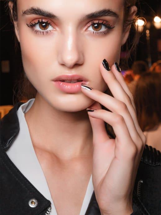 Farbvollendet: Make-up-Trends für den Frühling 2015