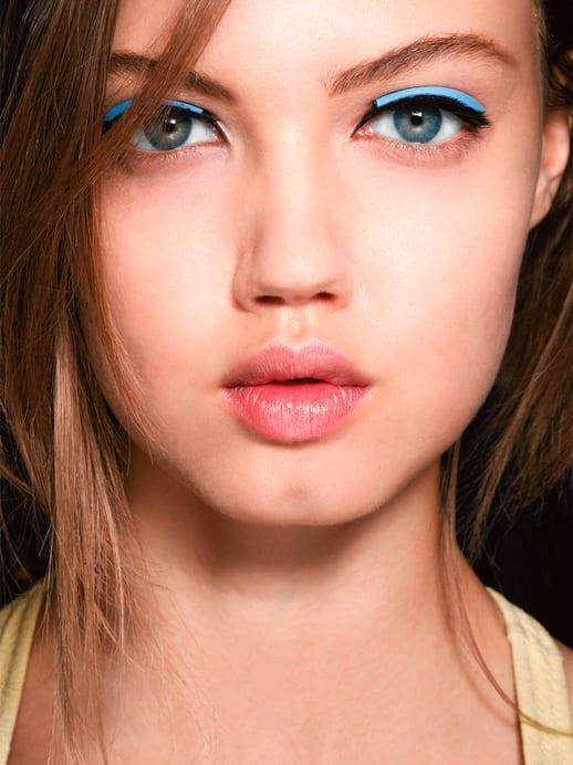 Catwalk Beauty: Haar- und Make-up-Trends für Frühling/Sommer 2015