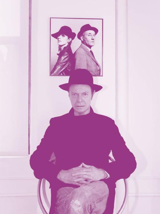 Zurück auf dem Thron: David Bowie mit seinem neuen Album «The Next Day»