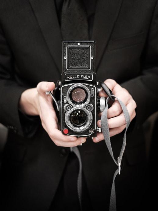 Fünf Filme rund um die Fotografie