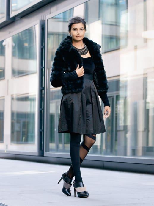 Ein neuer Look für Tina Meier: Happy New Look!