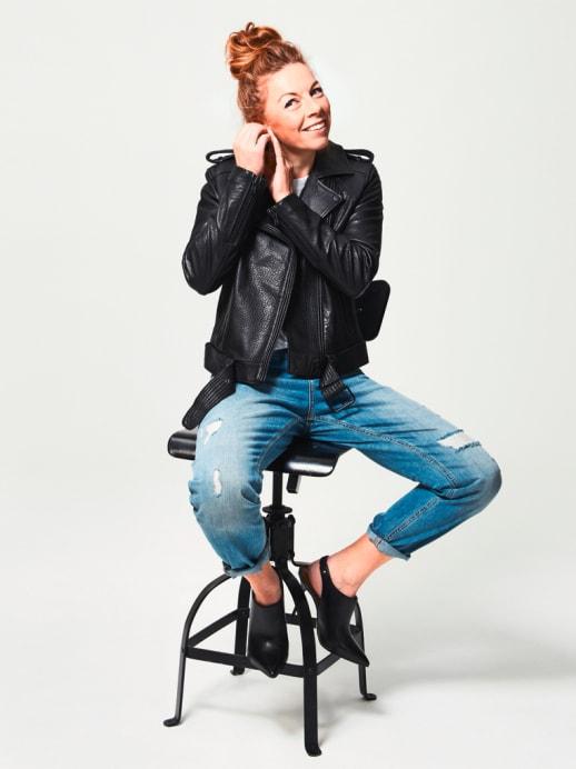 Ein neuer Look für Brigitte Tschui-Pfister: Für alle Fälle