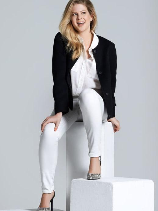 Ein neuer Look für Stephanie: Outfit als Botschaft