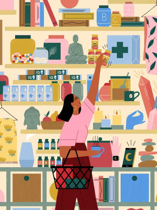 Geist ist geil: Wie die Lifestyle-Branche unser Hirn erobert hat