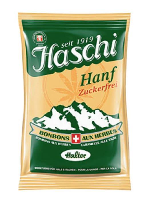 Haschi mit Hanf
