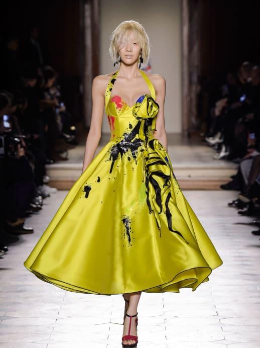 5 Looks der Pariser Haute Couture