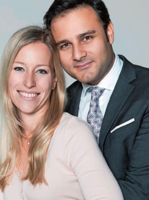 Lovestory: Esther und Gaetano