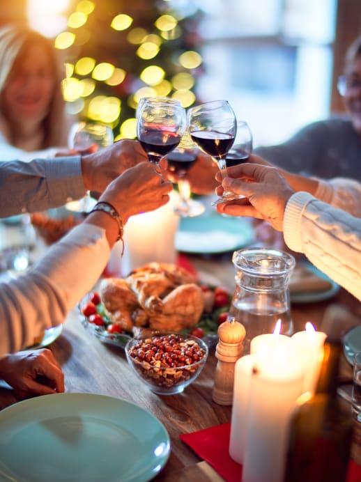 Streit beim Weihnachtsessen: So diskutieren Sie heikle Themen richtig