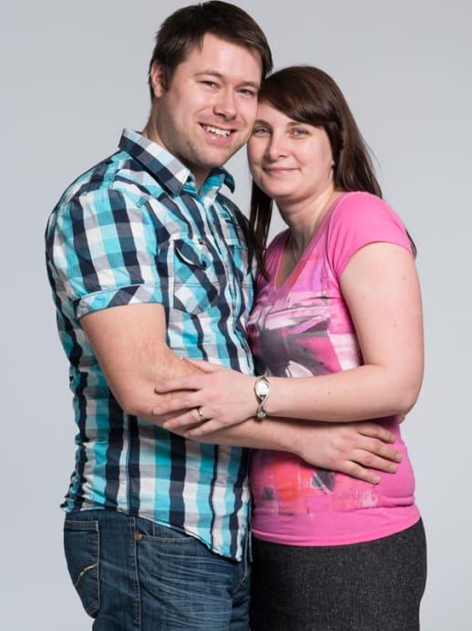 Lovestory: Andreas und Bernadette