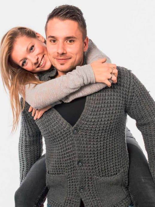 Lovestory: Vanessa und Steffen