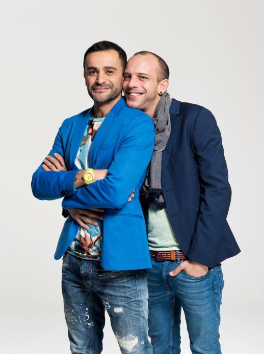 Lovestory: Olivier und Oli