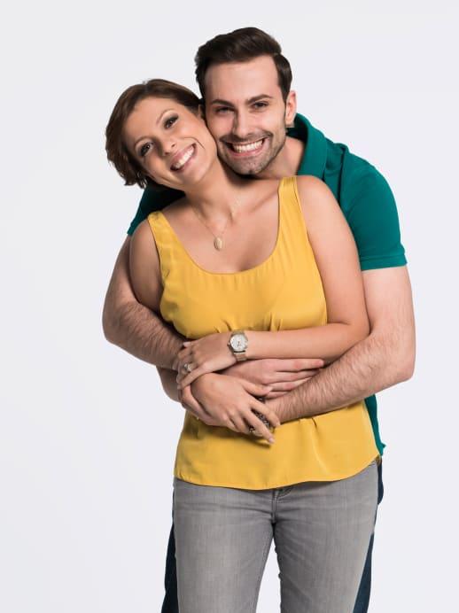 Lovestory: Juliana und Gionni