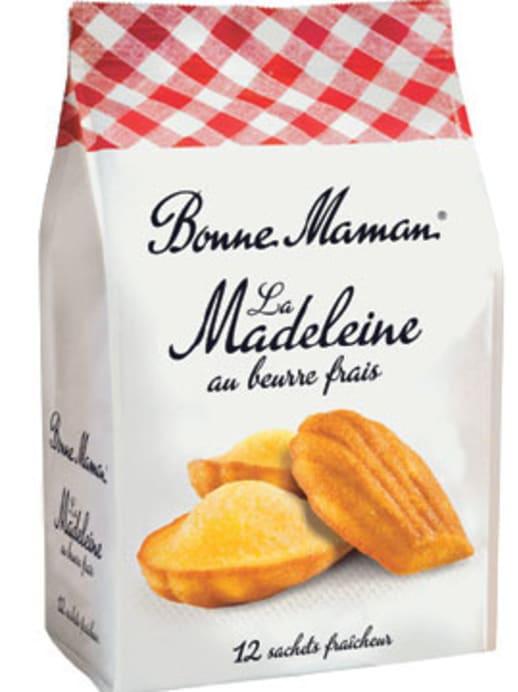 Butterfeine Madeleines