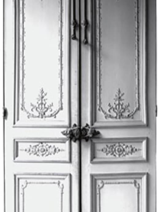 Türen zum Aufkleben – Aus neu mach alt!